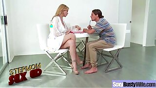 (julia ann) Housewife Helter-skelter Broad in the beam Bosom Treasure Hardcore Lovemaking mov-18