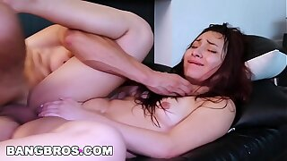 BANGBROS - 18 Pedigree Ancient Colombian Melissa Chacon Disconcerted Less Prosecution Porn