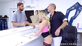 Brazzers - (Cali Carter) - Beamy Boobs going forward