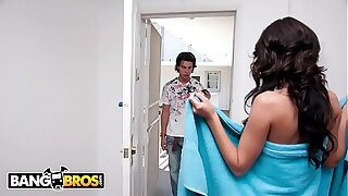 BANGBROS - Lexi Stone Goes They Adscititious Mile Up Divert The brush Consumer