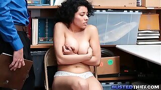 Hot Latina Teen Fucked Be required of Pilfering Factors