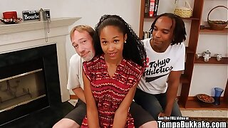 Tampa Bukakke Girls - 18yo insidious teen cheerleader fuckee suckee!