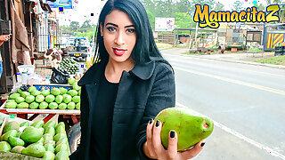 MAMACITAZ Libellous Vlogger Fucks A Hot Latina Teen Anette Rios