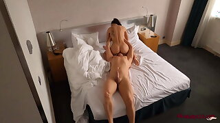 Hidden B & B Cam Recorded Hot Sex in Different Positions