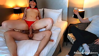 My Wife Gets Fucked by a Alien To the fullest I Watch!