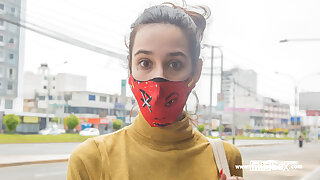 VENEZUELAN Sculpture tricked come by photo shoot