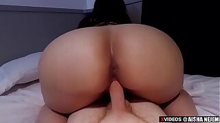 Cute Big Ass Girlfriend Fucked just about the hotel room. Reversal Cowgirl Creampie - HD Amateur Porn Video.